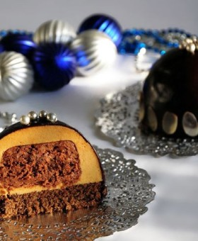 Demerara-Antoinette with Caramel and Chocolate